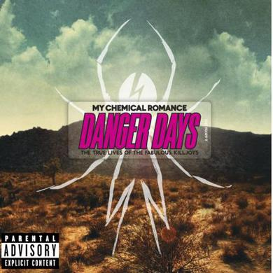 My Chemical Romance Danger Days: The True Lives Of The Fabulous Killjoys (CD)