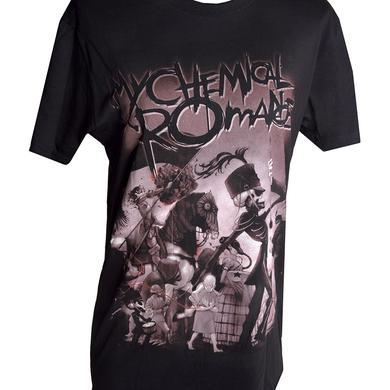 My Chemical Romance On Parade T-Shirt