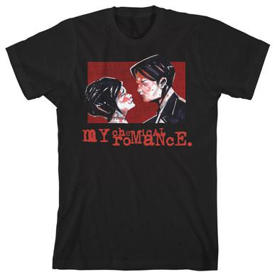 My Chemical Romance Faces T-shirt