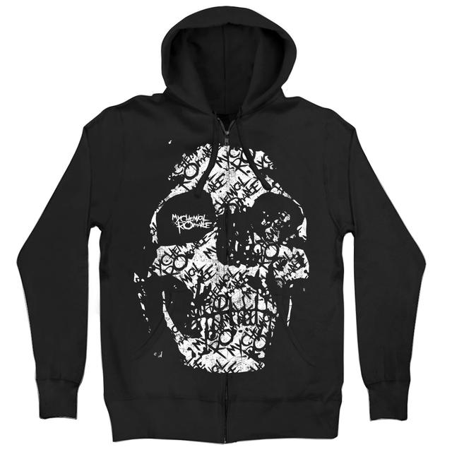 My Chemical Romance Men's Haunt Zip Hoodie