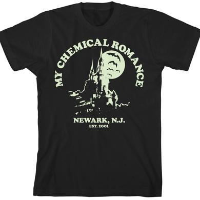 My Chemical Romance Haunted Castle Glow-in-the-Dark T-Shirt