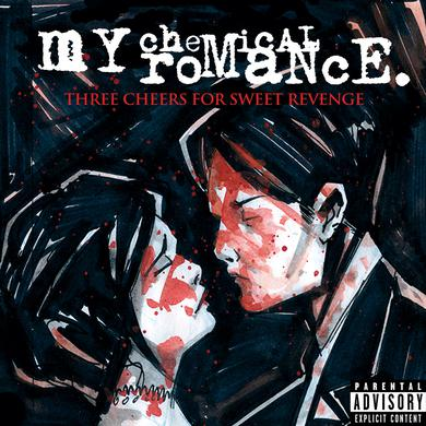 My Chemical Romance Three Cheers For Sweet Revenge LP (Vinyl)