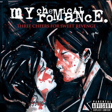 My Chemical Romance Three Cheers For Sweet Revenge LP (Vinyl)
