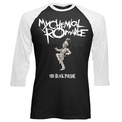 My Chemical Romance The Black Parade Cover Raglan