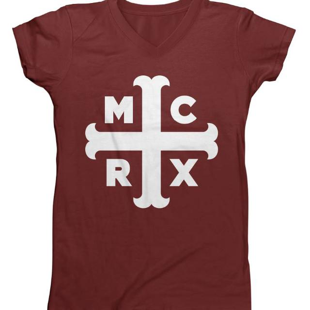 My Chemical Romance Women's MCRX Crest T-Shirt