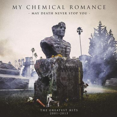 My Chemical Romance May Death Never Stop You CD (Edited)