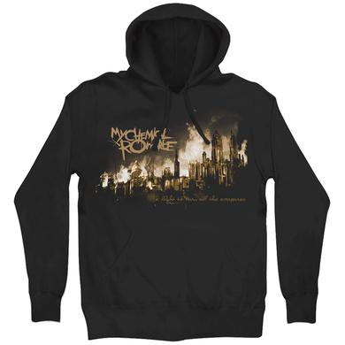 My Chemical Romance Burn The Empires Pullover Hoodie