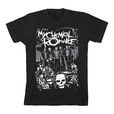 My Chemical Romance Dead Parade T-shirt