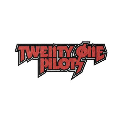 Twenty One Pilots Logo Patch