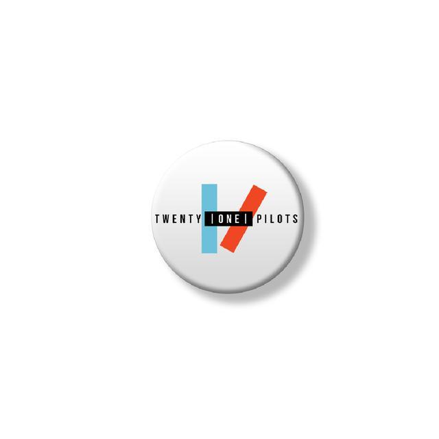 Twenty One Pilots Logo Button