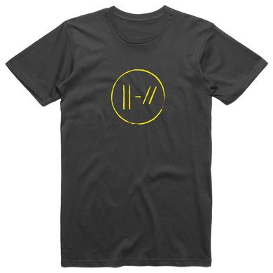 Twenty One Pilots Double Lines Logo T-Shirt