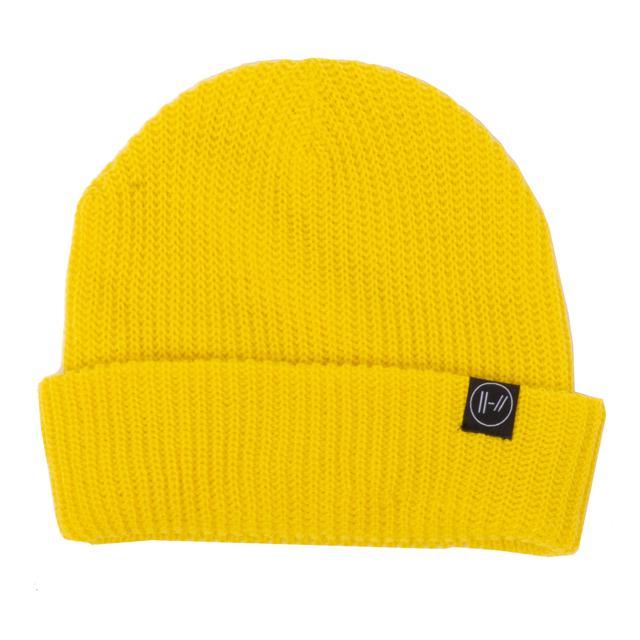 Twenty One Pilots Logo Beanie (Yellow)