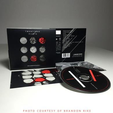 Twenty One Pilots Blurryface CD