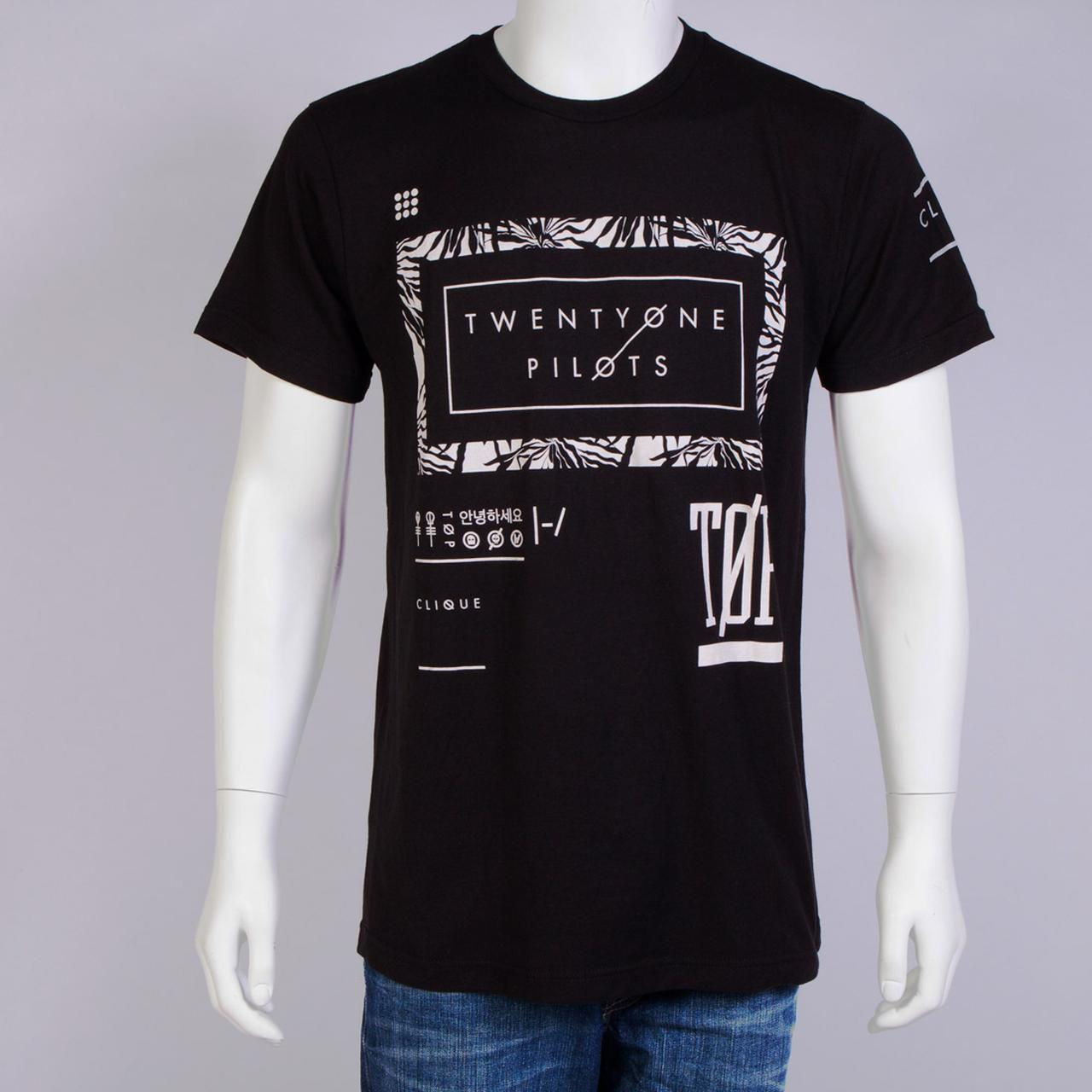 Twenty One Pilots Palm Frame T-Shirt