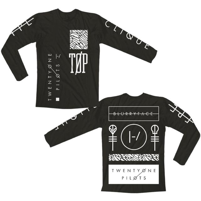 Twenty One Pilots Emblem Long Sleeve