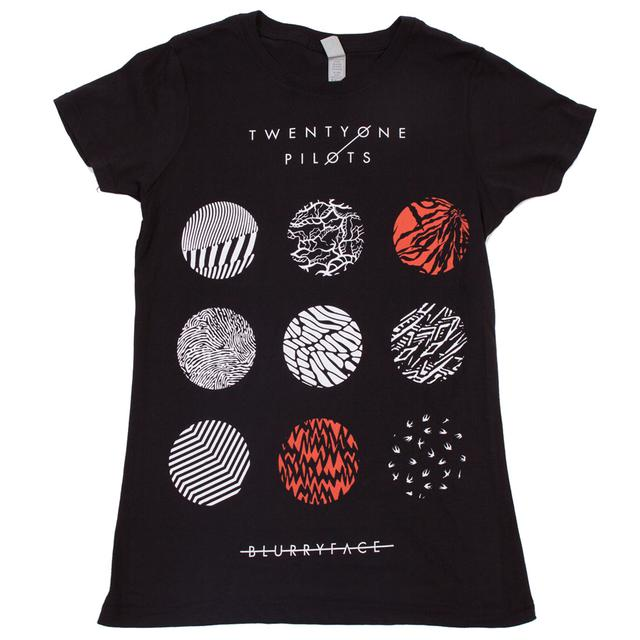 Twenty One Pilots Pattern Circles Unisex T-Shirt