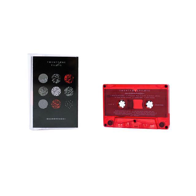 Twenty One Pilots Blurryface (Cassette)