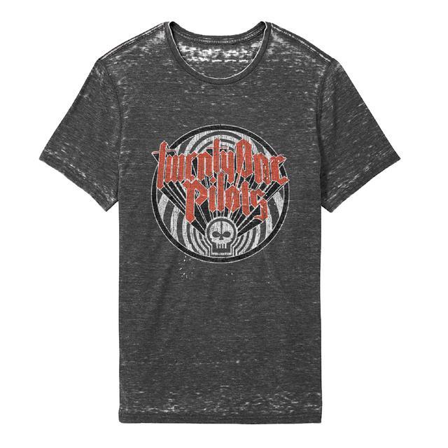 Twenty One Pilots Classic Burnout T-Shirt