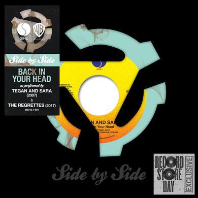 "Tegan & Sara Back In Your Head 7"" Vinyl"