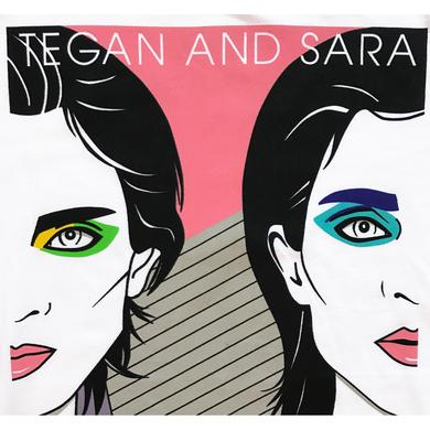 Tegan & Sara Nagel Cuffed T-Shirt