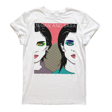 Tegan & Sara Nagel Cuffed T-Shirt