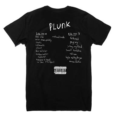 Tegan & Sara PLUNK Black T-Shirt