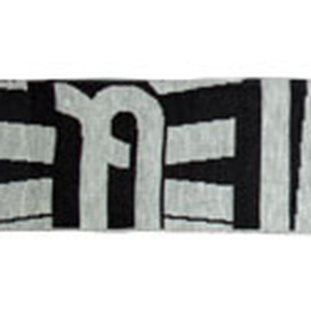Tegan & Sara Grey Knit Scarf