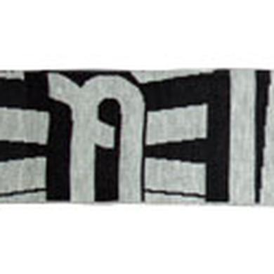 Tegan & Sara Grey Knit Scarf