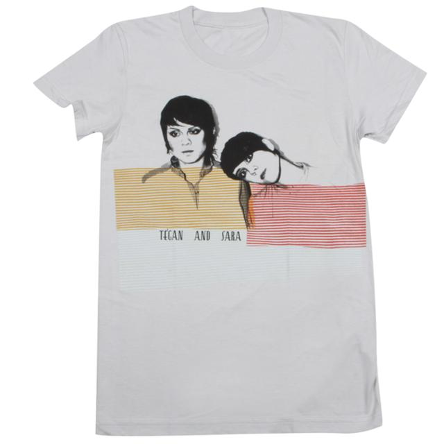 Tegan & Sara Possessed Ladies'  T-Shirt