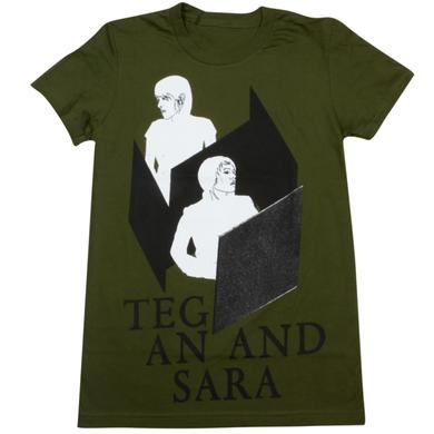 Tegan & Sara Lenin Juniors T-Shirt
