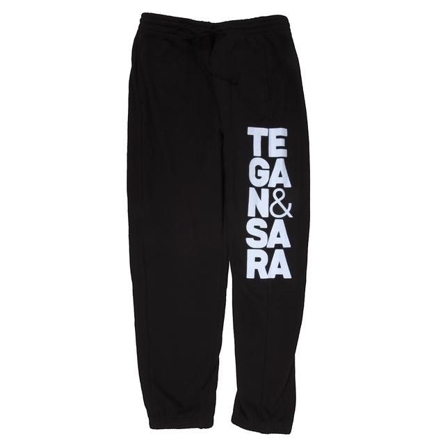 Tegan & Sara Stacked Logo Sweatpants