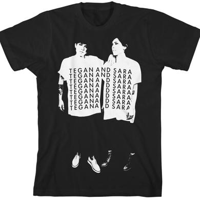Tegan & Sara Big Shirt T-Shirt