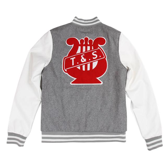 Tegan & Sara T&S WOMENS WOOL VARSITY JACKET