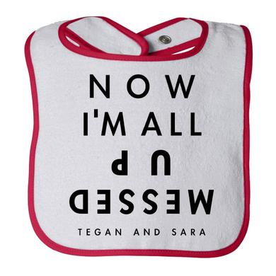 Tegan & Sara All Messed Up Bib