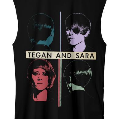 Tegan & Sara Quadrants Tank