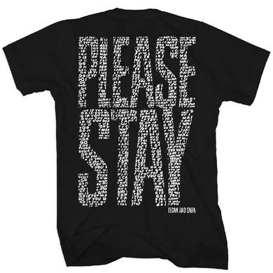 Tegan & Sara Go Please Stay  Unisex T-Shirt