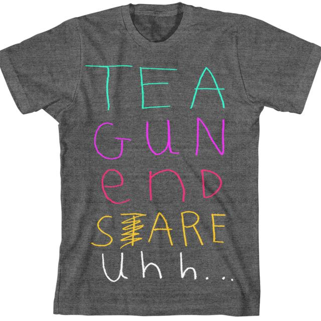 Tegan & Sara Tea Gun Unisex T-Shirt