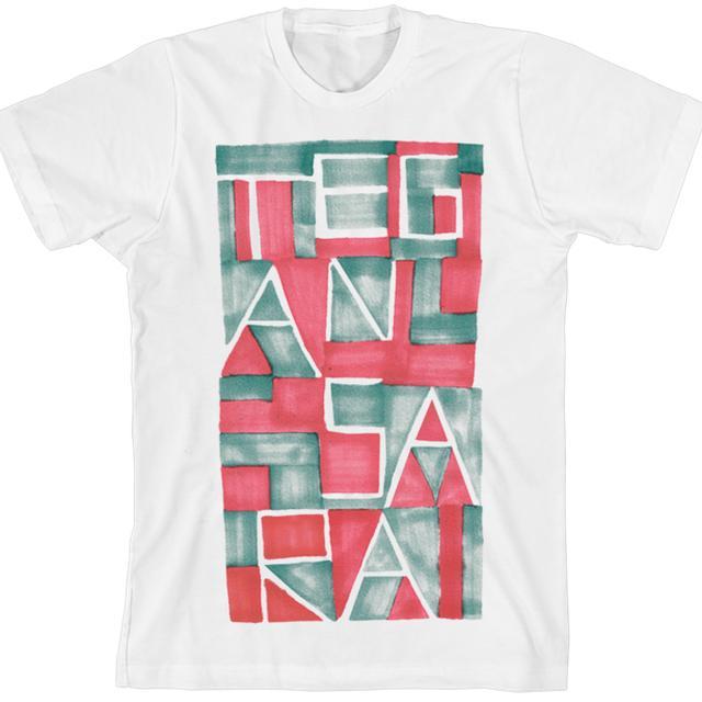 Tegan & Sara Tetris Unisex T-Shirt