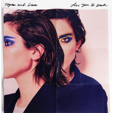 Tegan & Sara Love You To Death Vinyl