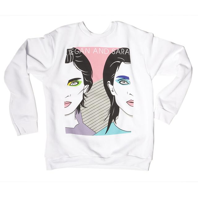 Tegan & Sara Nagel Crew Neck Sweatshirt