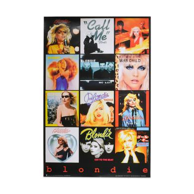 Blondie Poster Pack Bundle