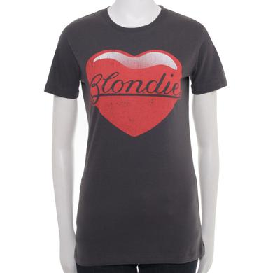 Blondie Women's Heart Of Glass T-Shirt