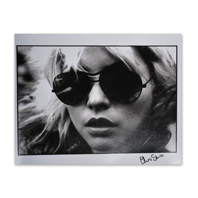 Blondie Signed Sunglasses Print