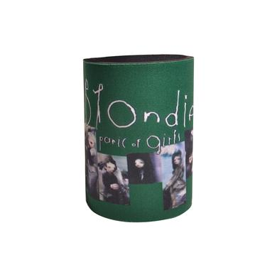 Blondie Panic Of Girls Koozie