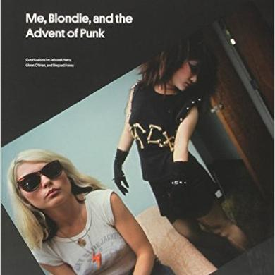 Negative: Me, Blondie & The Advent of Punk Hardcover