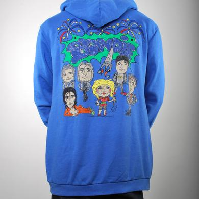 Blondie Blast Off! UK Tour Hoodie