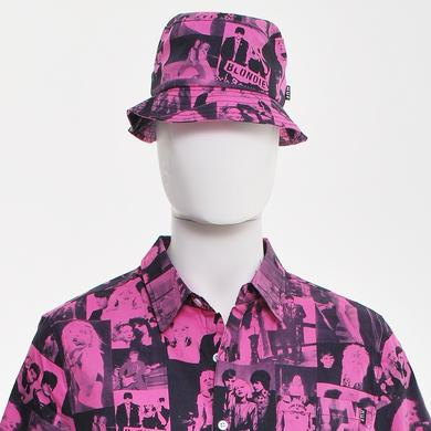 Blondie Limited Edition HUF Bucket Hat (Pink)