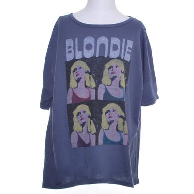 Blondie Toddler Quad Faces T-Shirt