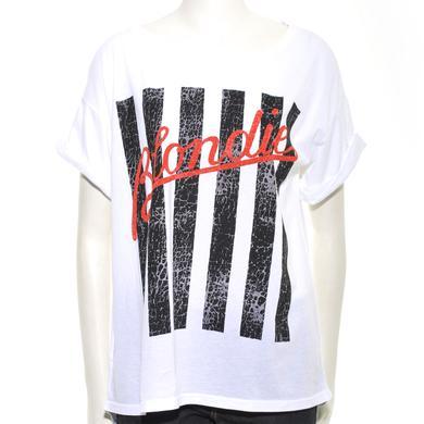 Blondie Black Stripe T-Shirt
