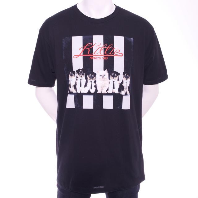 Blondie Purrallel Lines Men's T-Shirt